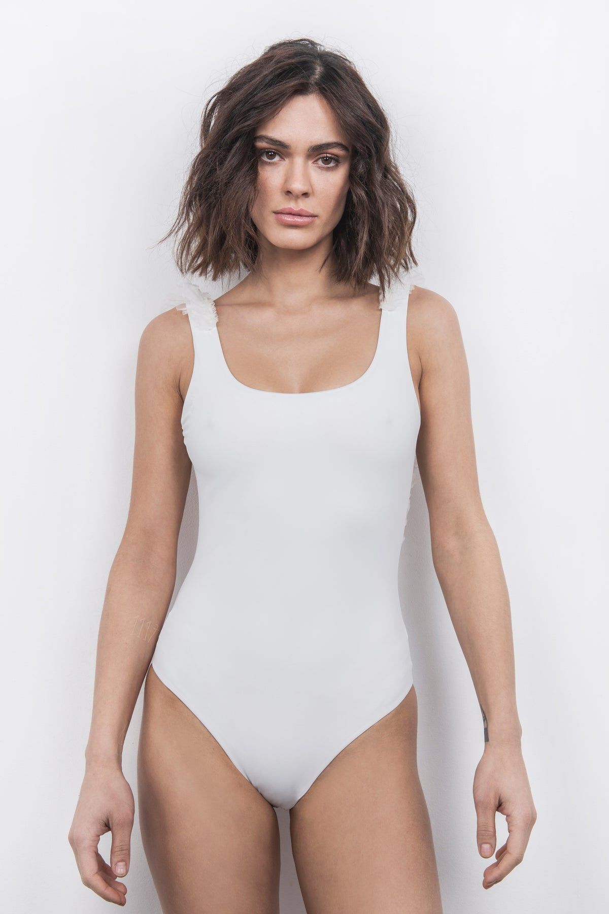 Backless One-Piece
