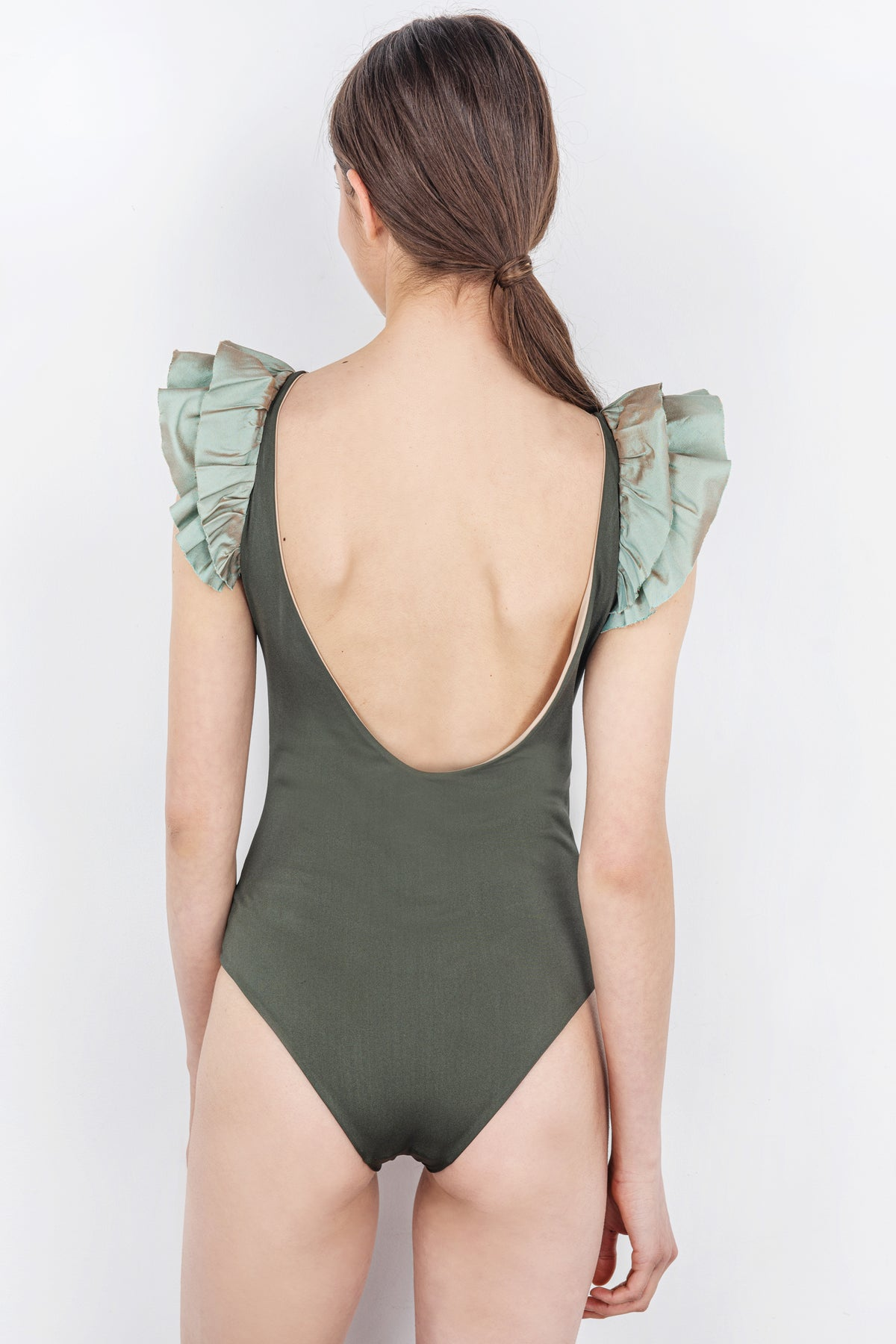 Perfectly Symmetrical One-Piece