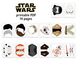 Star Wars Photo Booth Props, 0411