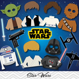Printable Star Wars Photo Booth Props, 0263