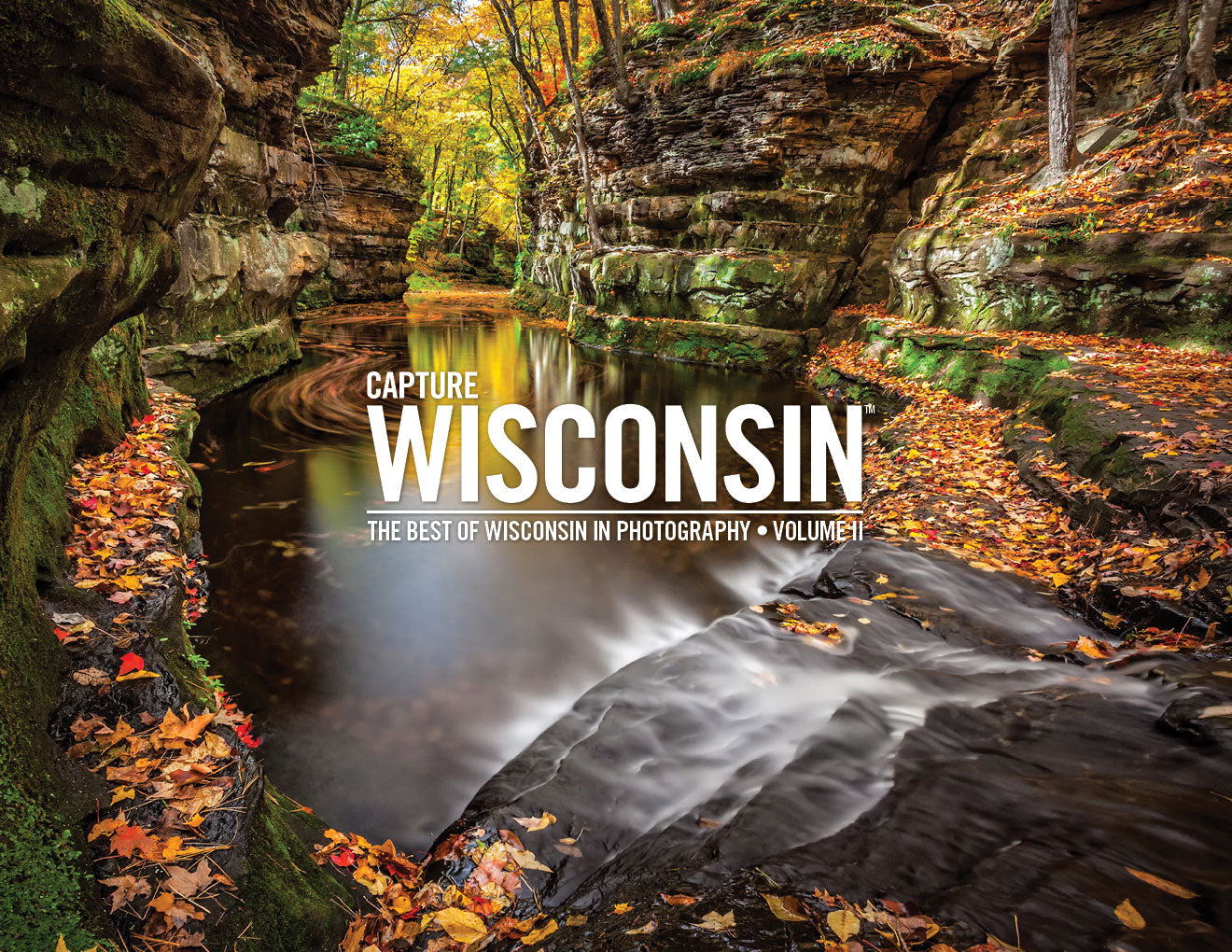 Capture Wisconsin II front cover
