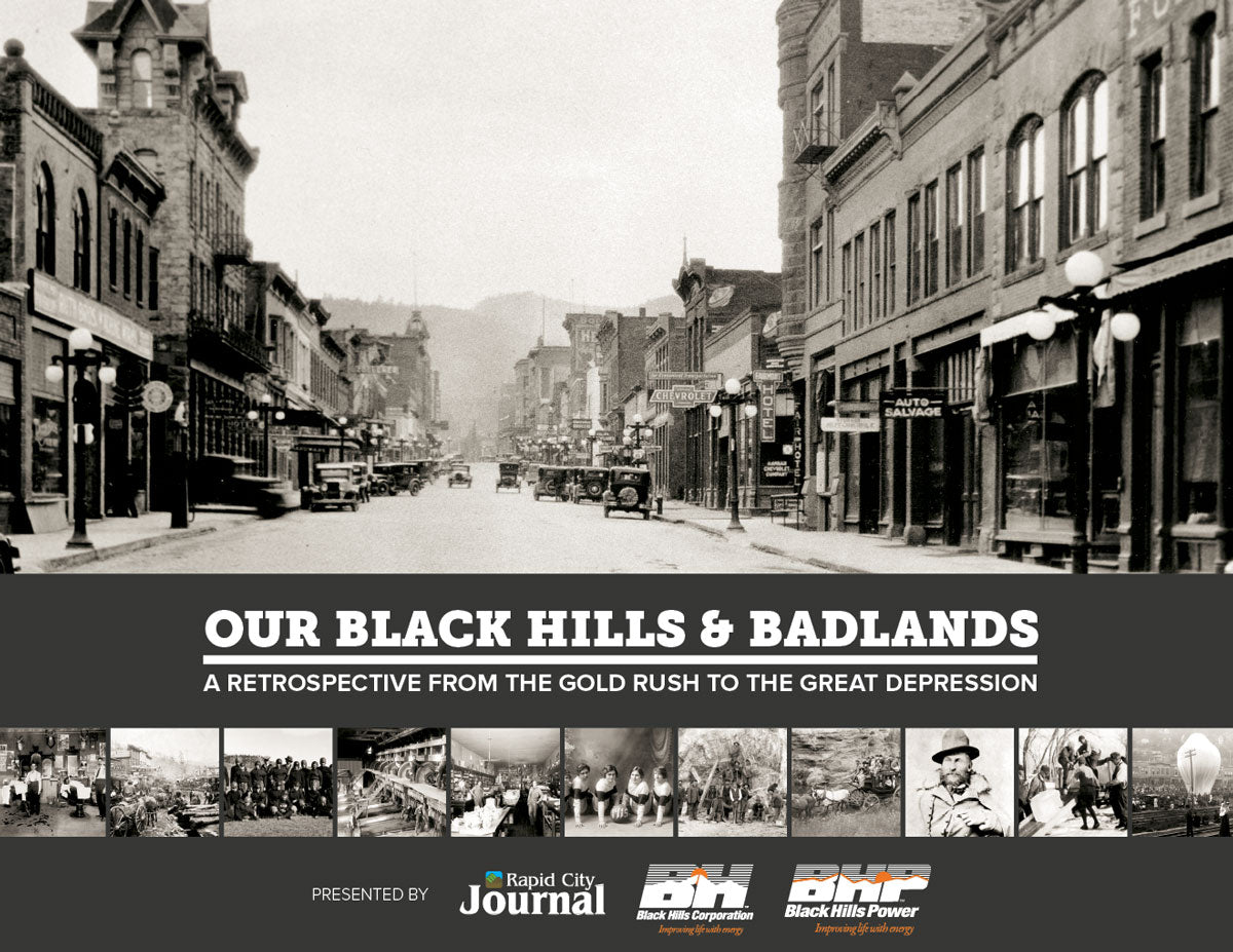 Our Black Hills and Badlands cover