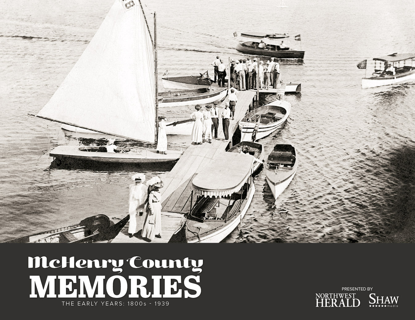 McHenry County Memories cover
