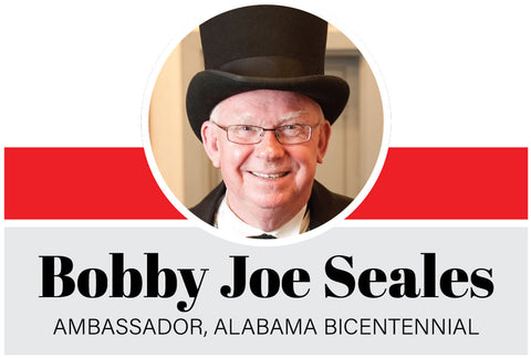 Bobby Joe and Diane Seales (Alabaster, AL)