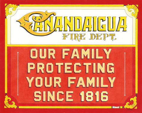 Canandaigua Fire Department (Canandaigua, NY)