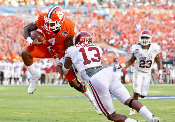 Earning the Stripes: Clemson's 2015 Historic Football Season