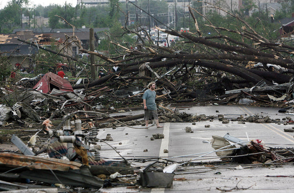 Eye of the Storm: The Devastation, Resiliency and Restoration of Tuscaloosa, Alabama