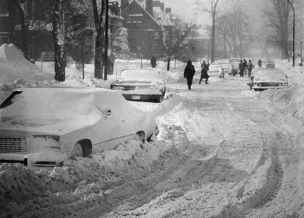 The Blizzard of '77: Buffalo's Storm of the Century