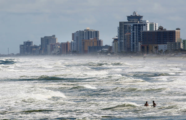 Hurricane Matthew: A Photographic Account Presented By The Daytona Beach News-Journal