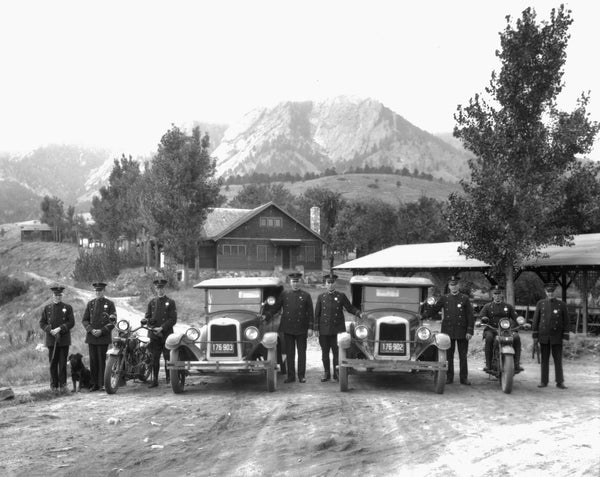 Greater Boulder Memories: The Early Years