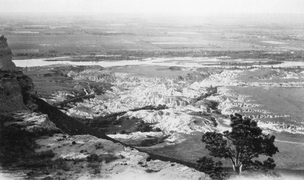 Scotts Bluff National Monument: Through the Years