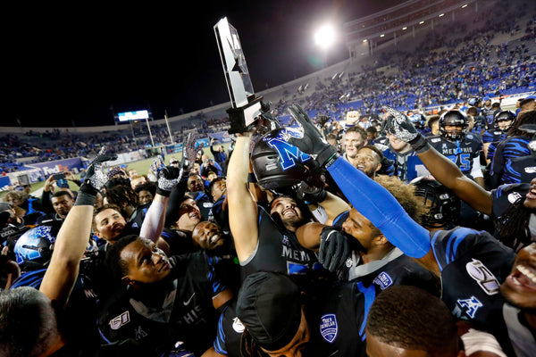 Mighty Roar: The Story of the 2019 Memphis Tigers Football Team