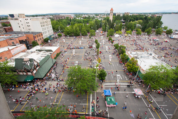 Hoopfest: 25 Years of Playin' in the Streets of Spokane
