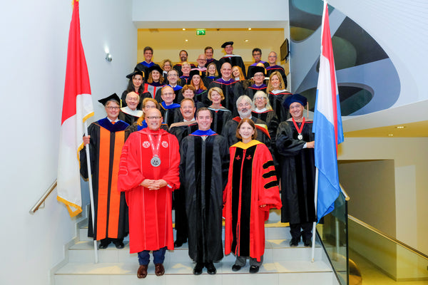 Thank You, Luxembourg: 50 Years of Miami University in the Grand Duchy