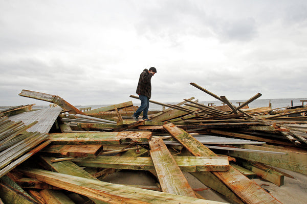 When Sandy Hit:The Storm That Forever Changed New Jersey