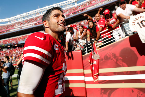 Return to Glory: The San Francisco 49ers' Road to an NFC Championship Season