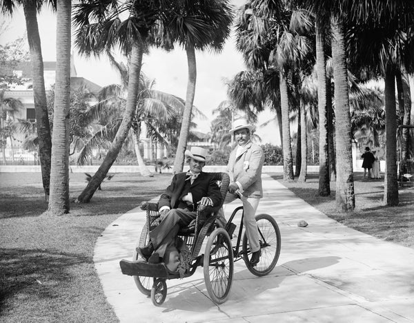 Looking Back II: More than 125 Years of Broward and Palm Beach Counties History in Photographs