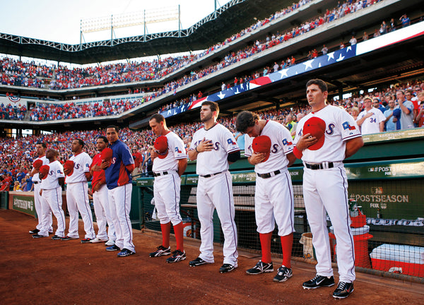 Texas Triumph: Texas Rangers 2011 World Series Champions