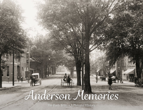 Anderson Memories: The Early Years Cover