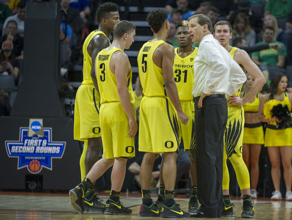 March of the Ducks: The University of Oregon's Remarkable 2016-17 Basketball Season