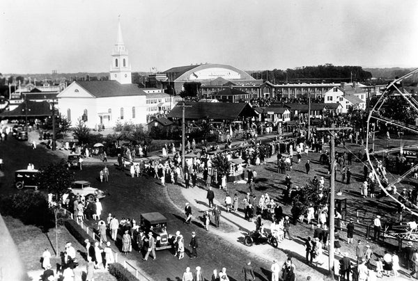 Eastern States Exposition Centennial: A Century of Fun at The Big E