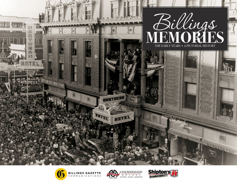Billings Memories: The Early Years Cover