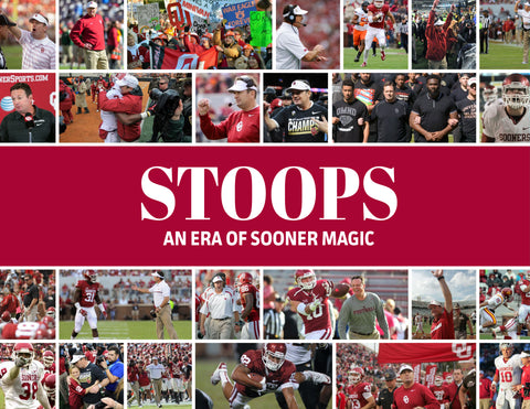 Stoops: An Era of Sooner Magic Cover