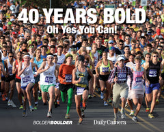 40 YEARS BOLD: Oh Yes You Can! Cover