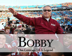 Bobby: Our Coverage Of A Legend Cover