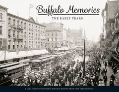 Buffalo Memories: The Early Years Cover
