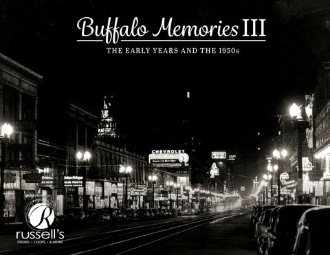 Buffalo Memories III: The Early Years and the 1950s Cover