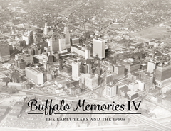 Buffalo Memories IV: The Early Years and the 1960s Cover