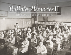 Buffalo Memories II: The Early Years and the 1940s Cover