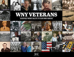 WNY Veterans: A Buffalo News Salute to our WWII Heroes Cover