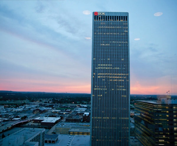 Building Tulsa: The Story of a City and its World-Class Architecture