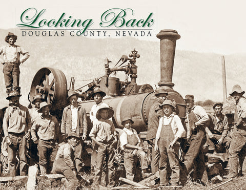 Looking Back: Douglas County, Nevada Cover