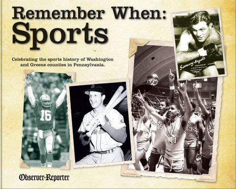 Remember When: Sports Cover
