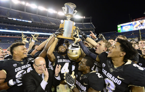 The Rise: The University of Colorado Buffaloes' Historic Turnaround Season
