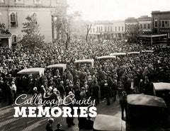 Callaway County Memories Cover