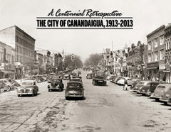 Canandaigua Centennial Celebration Cover