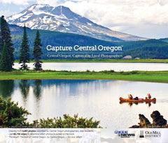 Capture Central Oregon Cover
