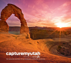 Capture My Utah Cover