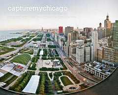 Capture My Chicago: Chicago by Chicago Photographers Cover