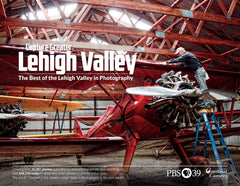 Capture Greater Lehigh Valley: The Best of the Lehigh Valley in Photography Cover