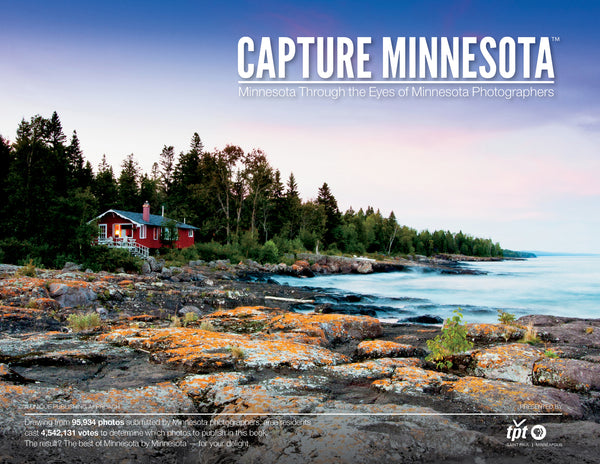 Capture Minnesota Cover