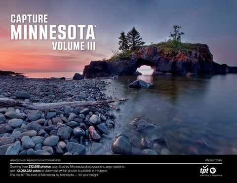 Capture Minnesota: Volume III Cover