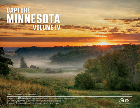 Capture Minnesota: Volume IV Cover