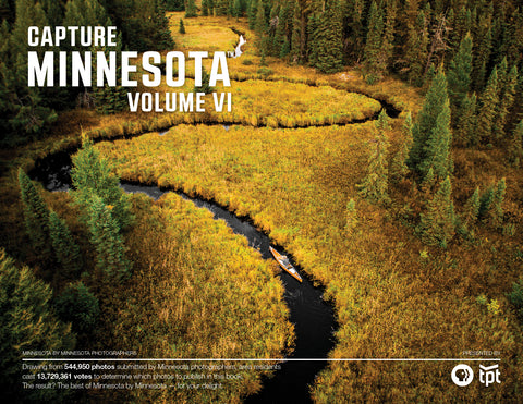 Capture Minnesota VI Cover