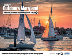 Capture Outdoors Maryland Cover