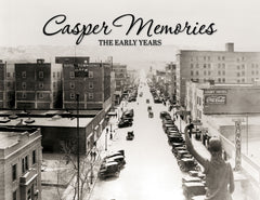 Casper Memories: The Early Years Cover